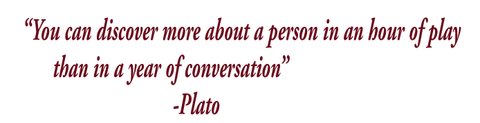 Play Therapy Quote Plato